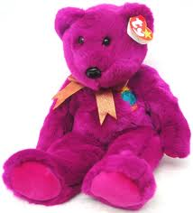 Ty Beanie Buddy Millennium the Bear