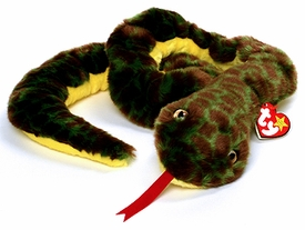 Ty Beanie Buddy Slither the Snake