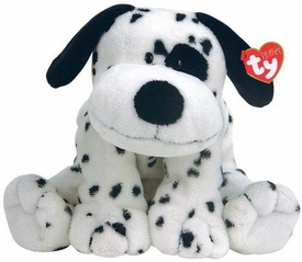 Ty Beanie Pluffies Dotters the Dalmation Dog