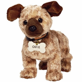 Ty Garfield the Movie Beanie Baby Odie the Dog