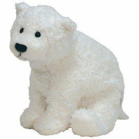 Ty January 2007 Beanie Baby of the Month Chillton the Polar Bear