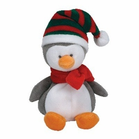 Ty Beanie baby Jingle Beanies  Icicles the Penguin
