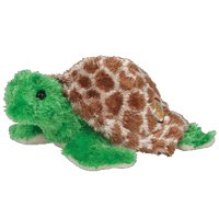 Ty July 2006 Beanie Baby of the Month Tortuga The Turtle