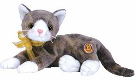 Ty May 2003 Beanie Baby of the Month Cappuccino the Cat