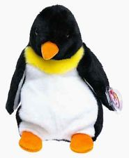Ty McDonalds Beanie Baby  Waddle the Penguin