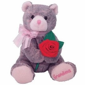 Ty Store Exclusive Beanie Baby  the Grandma Bear