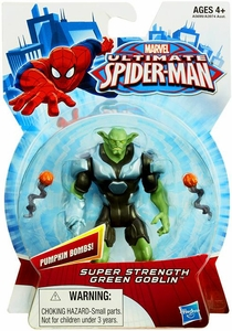 Ultimate Spider-man Action Figure Super Strength Green Goblin