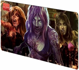Ultra Pro Card Supplies Play Mat Dead Wake Pre-Order ships November