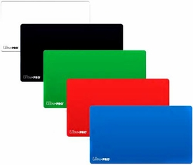 Ultra Pro Card Supplies Play Mat Green Pre-Order ships October