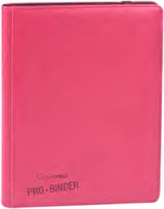 Ultra Pro Card Supplies Premium Pro-Binder Bright Pink