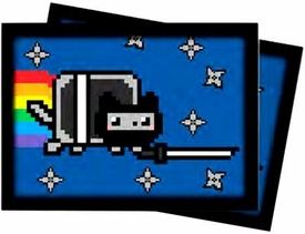 Ultra Pro Card Supplies STANDARD Card Sleeves Ninja Nyan Cat Pre-Order ships October