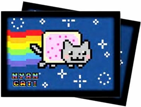 Ultra Pro Card Supplies STANDARD Card Sleeves Pop Tart Nyan Cat Pre-Order ships October