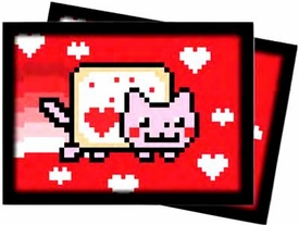 Ultra Pro Card Supplies STANDARD Card Sleeves Valent Nyan Cat Pre-Order ships October