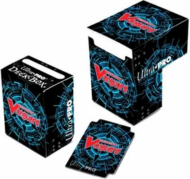 Ultra Pro Cardfight!! Vanguard Card Supplies Deck Box Logo