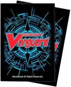 Ultra Pro Cardfight!! Vanguard Card Supplies Japanese Size Card Sleeves Logo [55 Count]