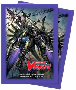 Ultra Pro Cardfight!! Vanguard Card Supplies Japanese Size Card Sleeves Spectral Duke Dragon [55 Count]