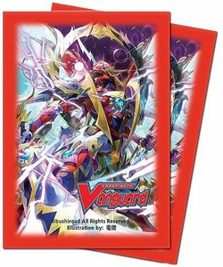 Ultra Pro Cardfight!! Vanguard Card Supplies Japanese Size Card Sleeves The Blood [55 Count]