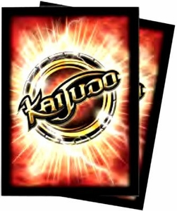 Ultra Pro kaijudo Card Supplies STANDARD Card Sleeves #1 Logo [50 Count] Pre-Order ships October