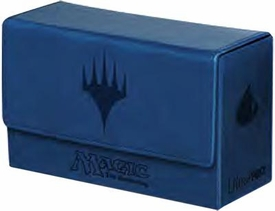 Ultra Pro Magic The Gathering Blue Mana Symbol Premium Dual Flip Deck Box