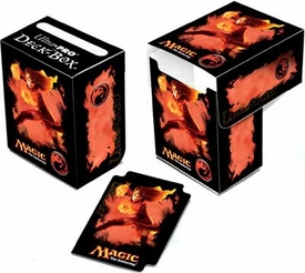 Ultra Pro Magic the Gathering Card Supplies Full-View Deck Box Chandra Pre-Order ships October