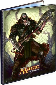 Ultra Pro Magic the Gathering Card Supplies Innistrad 9-Pocket Binder Garruk Relentless