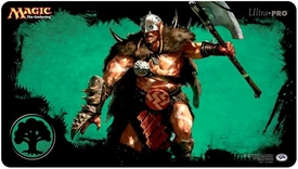 Ultra Pro Magic the Gathering Card Supplies Play Mat Garruk