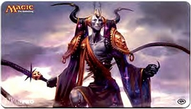 Ultra Pro Magic the Gathering Card Supplies Play Mat Thanos #3 Pre-Order ships October