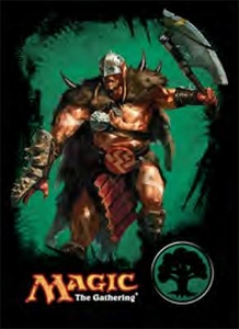 Ultra Pro Magic the Gathering Card Supplies STANDARD Card Sleeves Garruk Pre-Order ships October