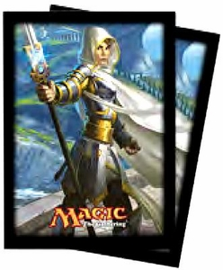 Ultra Pro Magic the Gathering Card Supplies STANDARD Card Sleeves Theros #1 Pre-Order ships October Elspeth