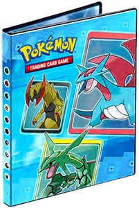 Ultra Pro Pokemon Card Supplies 4-Pocket Binder Gen6