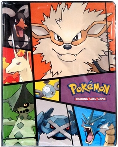 Ultra Pro Pokemon Card Supplies 9-Pocket Binder Arcanine