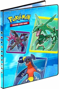 Ultra Pro Pokemon Card Supplies 9-Pocket Binder Gen6