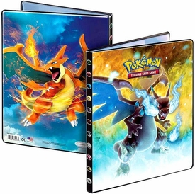 Ultra Pro Pokemon Card Supplies 9-Pocket Binder Mega Charizard
