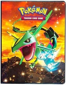 Ultra Pro Pokemon Card Supplies 9-Pocket Binder Rayquaza