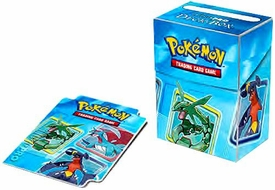 Ultra Pro Pokemon Card Supplies Deck Box Gen6 Pre-Order ships October