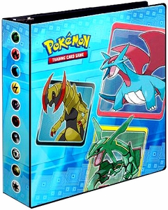Ultra Pro Pokemon Card Supplies Series 6  D-Ring Binder