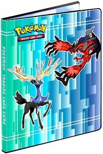 Ultra Pro Pokemon XY Card Supplies 9-Pocket Binder Xernias & Yveltal