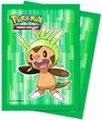 Ultra Pro Pokemon XY Card Supplies Deck Protector Card Sleeves Chespin