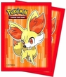 Ultra Pro Pokemon XY Card Supplies Deck Protector Card Sleeves Fennekin