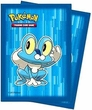 Ultra Pro Pokemon XY Card Supplies Deck Protector Card Sleeves Froakie
