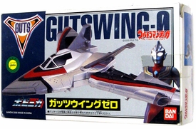 Ultraman Tiga Japanese Mini Die-Cast Vehicle Gutswing-0