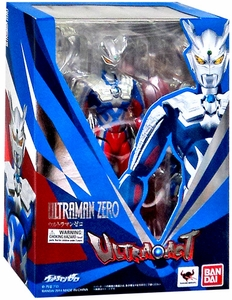 Ultraman Ultra-Act 6 Inch Action Figure Ultraman Zero New!
