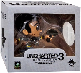 Uncharted OG Colorway 7 Inch Vinyl Figure Nathan Drake