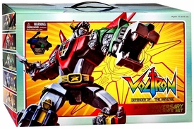 Voltron Defender of the Universe Lion Force Action Figure 30th Anniversary Collector's Set New!