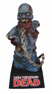 Walking Dead Bust Bank Zombie Pet #2 Pre-Order ships November
