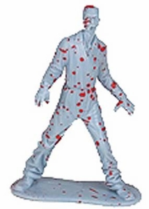 Walking Dead Gentle Giant Amry Man 5 Pack Blue Prison Walker Pre-Order ships March