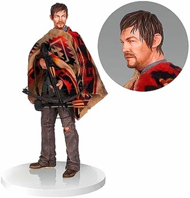 Walking Dead TV Series Gentle Giant 1/4 Scale Statue Daryl Dixon Pre-Order ships March