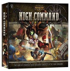 Warmachine High Command Deck Building Game Core Set