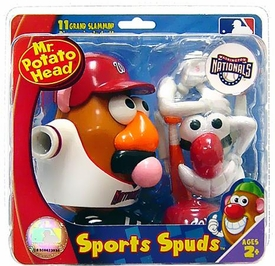 Washington Nationals Mr. Potato Head MLB Sports Spuds