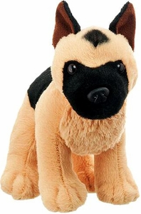 Webkinz Plush American German Shepherd